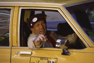 Таксист - бомбила