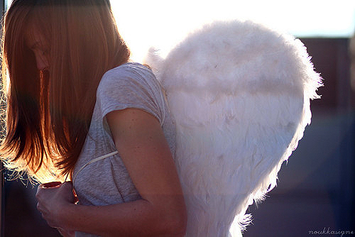 Девушка-ангел