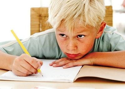 Ученик не хочет делать уроки