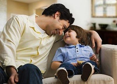 Хороший отец и сын