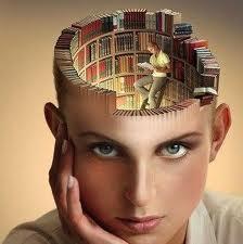 Память человека - книги внутри человеческого мозга