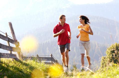 Здоровый образ жизни - бег
